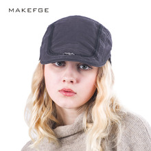 2018 New Berets For Women Men Octagonal Caps For Girls Baseball Caps Casquette Cap Spring Peaked Hats Men and Women Outdoor(China)