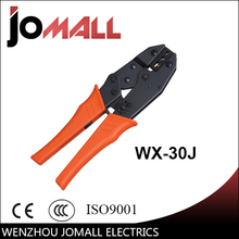 WX-30J crimping tool crimping plier 2 multi tool tools hands Ratchet Crimping Plier (European Style)