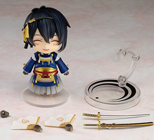 NEW hot 10cm Mikazuki Munechika Touken Ranbu Online Action figure toys doll collection Christmas gift sanryue with box