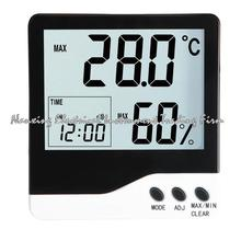 Fast arrival Portable Xintest Ht-01 Digital Lcd Hygrometer Temperature Humidity Meter Hygro Thermometer Temperature Humidity