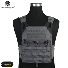 Emerson JPC Vest body armor Jumper Plate Carrier Emersongear Camouflage Molle Hunting Paintball Military 7344(China)