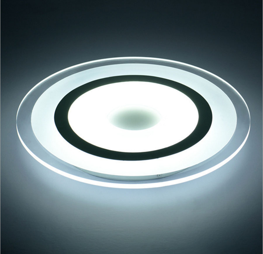 Circle Indoor Lighting Modern LED Ceiling Lights for Living Room Bedroom Lamp  Fixtures<br>