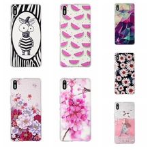 Silicone Case Coque For BQ Aquaris X5 Cover case For Fundas BQ X5 Soft Back Skin 3d Printed Butterfly Case Pattern Hot Phone Bag(China)