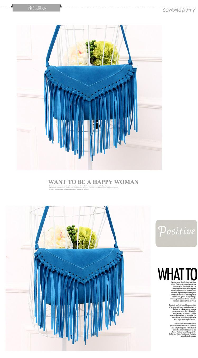 women bag fringe tassel bags (9)