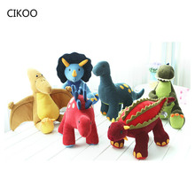 ZXZ 1pcs Dinosaur Toys Plush Soft Toys for Children Plush Kawaii Doll Stuffed Dinosaur Plush Toys Stuffed Animals for Children