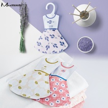 Meetcute Aromatherapy Natural Smell Incense Home Wardrobe Sachet Air Fresh Scent Bag Perfume Rose Lily Lavender Ocean Jasmine(China)