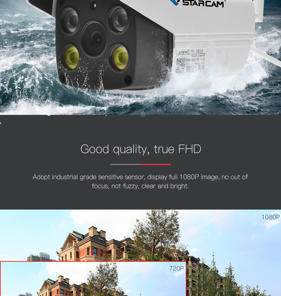 c18s display full 1080P images