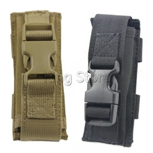 Black/Green/Tan Tactical Molle Pouch Bag Accessories Small Tools Belt Vest Backpack Bag