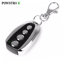 Auto Copy Remote Control 433Mhz Duplicator Cloning for Remote Keys Works for Garage Door Motorcyle Car Alarm