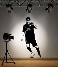 Details about   Lionel Messi Barcelona Wall Sticker Decal Footballer La Liga