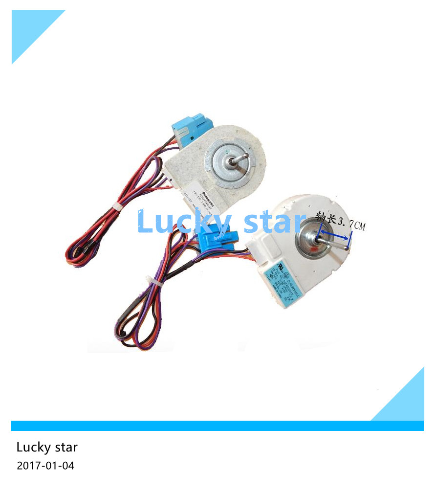 New Original for Refrigerator Cooling Fan / fan Motor DLA5985HACC And FDQY24CQ2 / BCD-539WT 0064000944 0064000460<br><br>Aliexpress