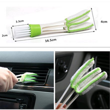 Car styling cleaning Brush tools Accessories for hyundai ix35 nissan juke alfa romeo 147 skoda octavia a7 volvo xc60 opel astra(China)
