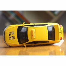 Copy public rental car 1: 3 scale model car alloy die-casting model scale pull back sound car collection car toys gift