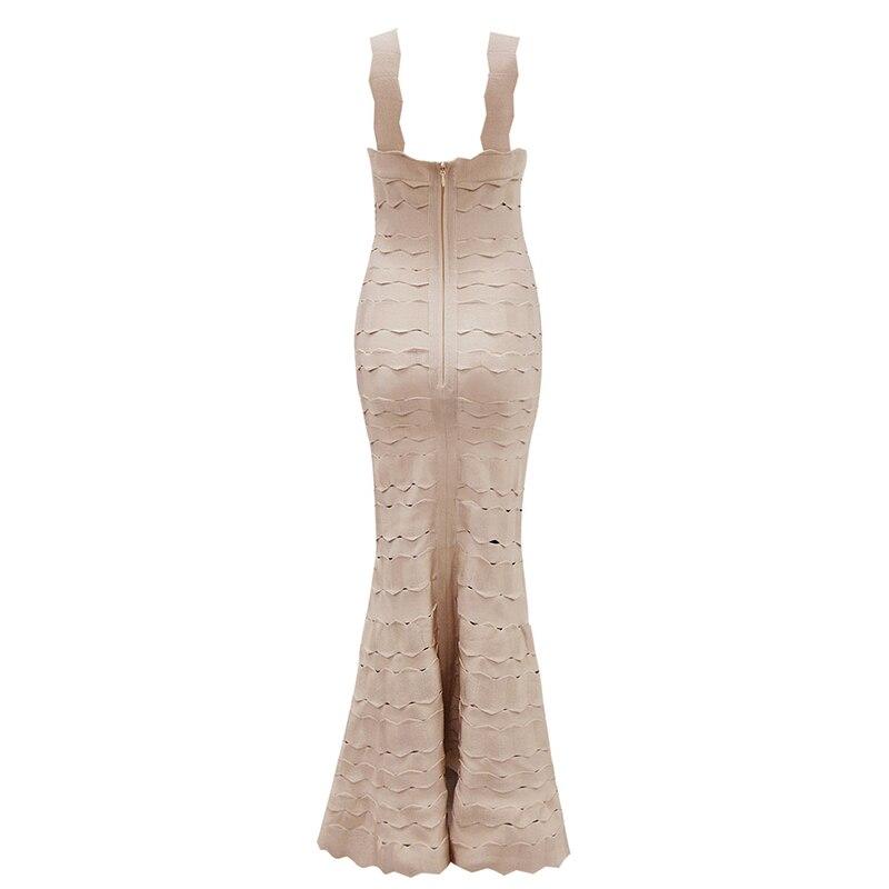 ShejoinSheenjoy 2018 Sexy Halter Neck Long Bandage Dress Vestidos Nightclub Hollow Out Celebrity Party Dresses Women Maxi Dress (16)