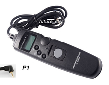 P1 Wired Timer Remote Control Controller Shutter Release Cord for Panasonic Lumix DMC FZ20 FZ20K FZ25 FZ30 FZ50 LC1 L10 L1 DSLR