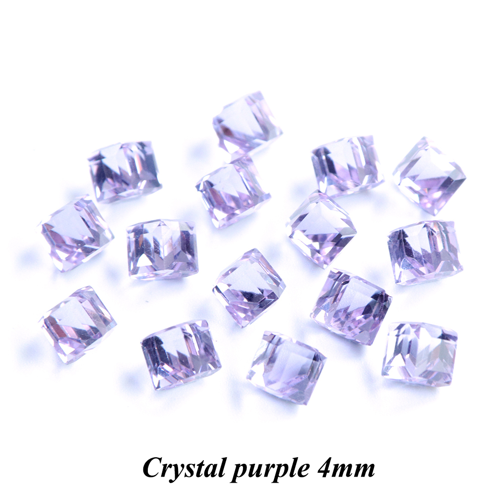 crystal purple 4mm