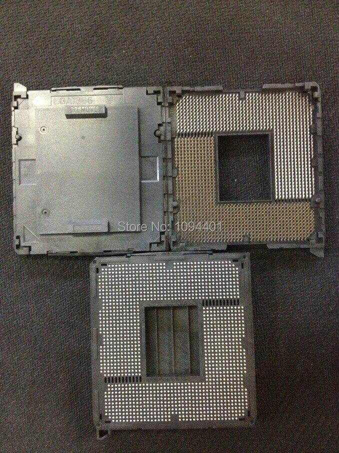 1pcs*   Brand New  LGA1366   LGA 1366 I7 W Cover pc CPU Socket Base BGA Connector<br><br>Aliexpress