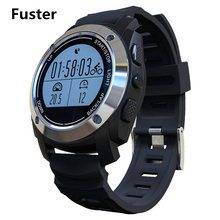 Fuster S928 GPS Outdoor Sport Professional Smart Wacth with Heart Rate Altimeter Thermometer Barometer Smartwatch(China)