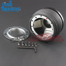 Steering Wheel Adapter HUB Boss Kit for 95-01 99 98 Subaru Legacy fits MOMO OMP