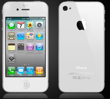 Full Original iPhone 4 Mobile Phone 8GB 16GB 32GB Used Cellphones Like Brand New