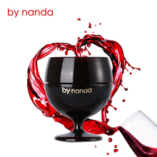 By Nanda 3 Color Moisturizer Red Wine Lipstick Fruity Jelly Lip Balm Natural Lasting Nourish Care Baby Lips Plant Extract Makeup