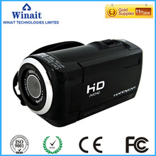 Winait 2017 cheap DV-20 digital video camera with Rechargeable Li-ion Battery Max 12.0 Mega Pixels Video recording(China)