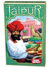 Jaipur card game 2 player board game English instruction send by email