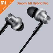 Xiaomi Mi Hybrid Pro HD In-ear Earphones Dynamic Balanced Volume Control Headset for Android Phone Earphone With Microphone
