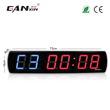 "[Ganxin]4"" High Quality Low Price Led Timer for Gym Convenient and Easy to Use Count up Function"