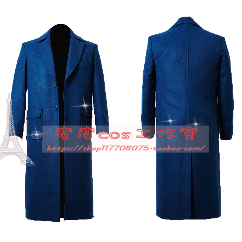 2016 Fantastic Beasts and Where to Find Them Eddie Newt Scamander Outfit Top Anime Halloween Party Cosplay Costumes Men Custom M