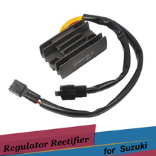 2 Plug Motorcycle Regulator Rectifier Voltage for Suzuki DRZ400 2000 2011 DRZ400SM 2005-2009 DRZ400S 2000-2009 DRZ400E 2001-2009
