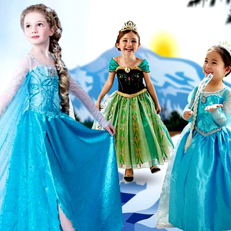 kids dresses for girls flower girl dresses vintage flower girl dresses Children Party Ceremonies Clothing Princess Wedding Dress<br><br>Aliexpress