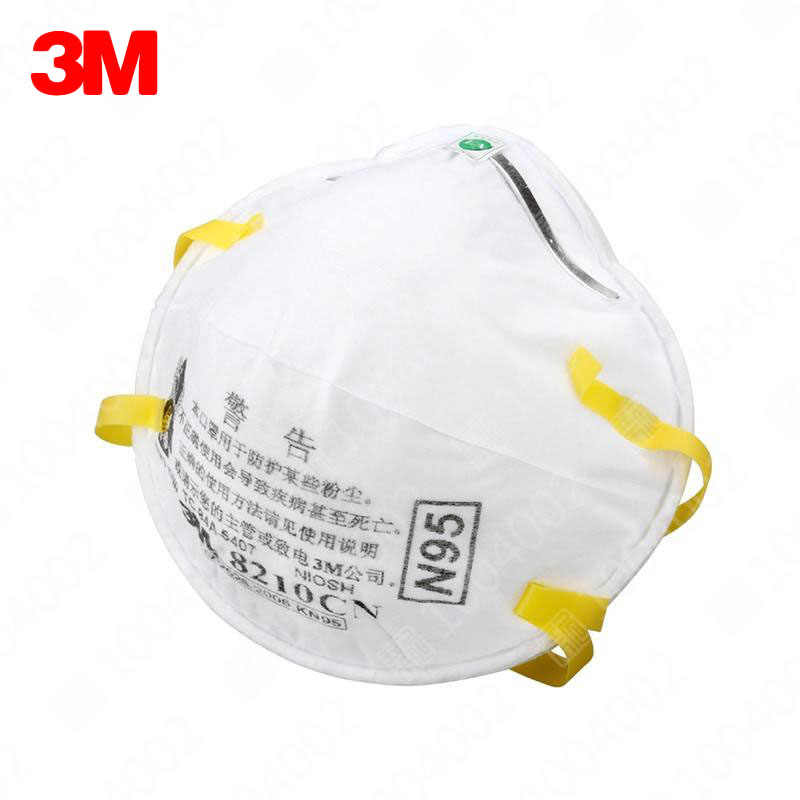 3m dust masks disposable 8210
