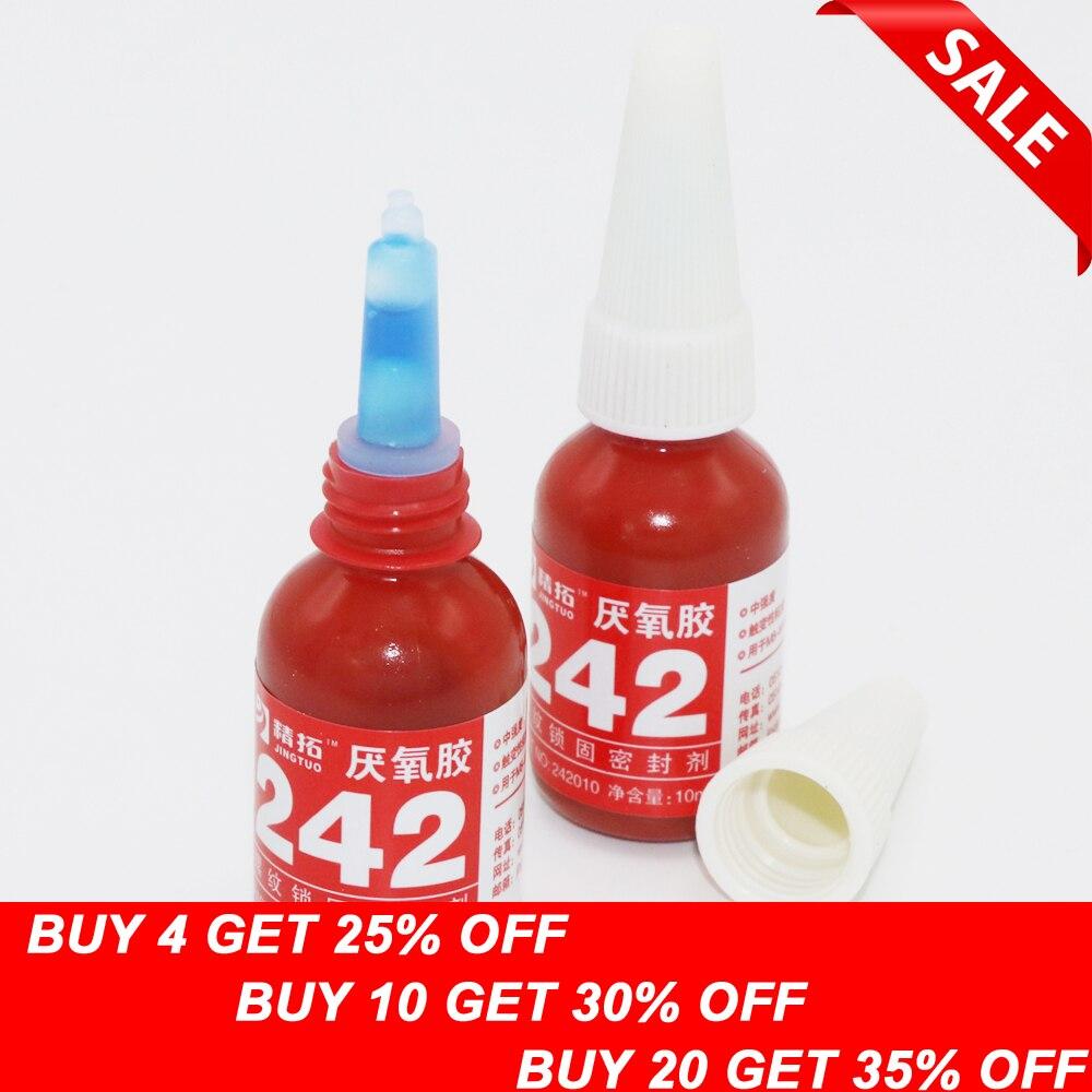 1pcs 242 Glue Screw Glue Blue Glue Anaerobic Adhesive