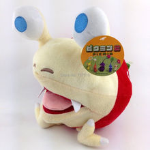Pikmin Bulborb Chappy Soft Plush Doll Stuffed Animal NWT - Christmas Gift for babys toys(China)