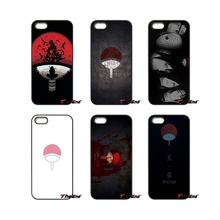 Naruto Uchiha Itachi Logo For iPod Touch iPhone 4 4S 5 5S 5C SE 6 6S 7 Plus Samung Galaxy A3 A5 J3 J5 J7 2016 2017 Case Cover
