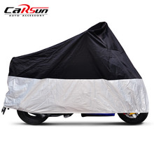 Big Size 245*105*125 cm Motorcycle Cover Waterproof Dustproof Snowproof Anti-Scratch Protection Bike Bicycle Motor Covers