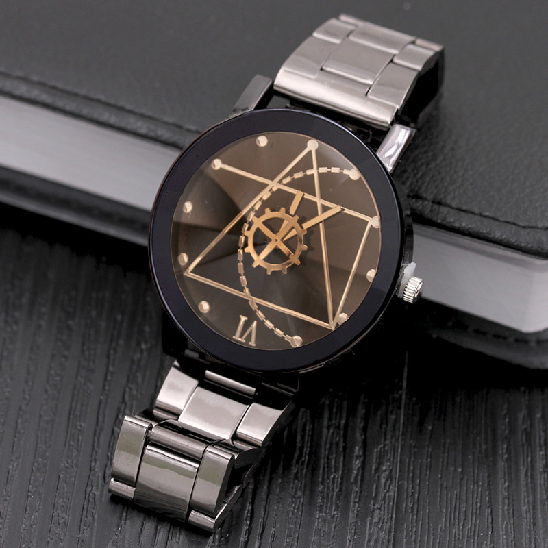 Splendid Original Brand Watch Men Watch Women Full Steel Men's Watch Women's Watches Clock saat erkek kol saati relogio feminino 13