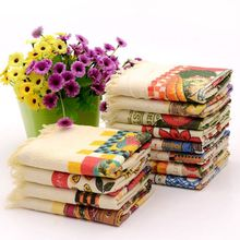 40*60cm 3pcs Cotton Terry Cheap Kitchen Hand Towels Set,Printed Dish Cloth Tea Towel for Kitchen Fabric,Guest Tea Kitchen Towels
