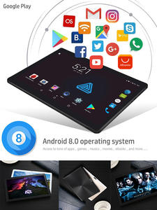 10inch Tablet Android Octa-Core 64GB-ROM New IPS Tempered-Glass PC Gifts 1280--800
