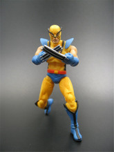 Marvel toys Holiday gifts. Marvel Universe X-Men Cartoon wolverine . Model toys.action figure