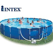 INTEX 56952-18 'family swimming pool frame / bracket Pool Deluxe Pool Set 549 * 122CM(China)