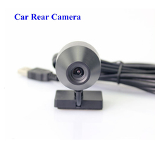 Car DVR Function Camera ES550 Auto Rear View Parking Assistance Camera Black Color Free Shipping