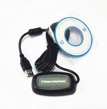 High Quality USB Wireless Gaming Receiver Adapter for XBOX 360 For PC Controller Windows 7 8