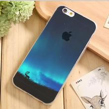 Soft TPU Back Cover Skin Cases For iPhone 4 4S Case For iPhone 7 7Plus Shell Free shipping 2017 Newest Hot Popular Best Gift(China)