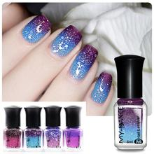 2017 New Designed Thermal Nail Varnish Color Changing Peel Off Varnish Beauty Sexy Cosmetic Good colors for all occasions Anne(China)