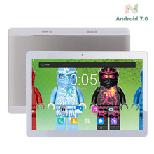 "DHL Free Shipping Android 7.0 10 inch tablet pc Octa Core 32GB ROM 8 Cores 1280*800 IPS Kids Gift MID Tablets 10.1"" RAM 4GB(China)"