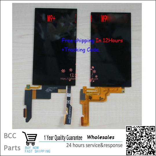 Best quality original guarantee black For HTC one M9 M9w M9+ M9pt M9pw   LCD display+Touch screen Panel Digitizer,in stock!<br>
