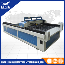 Jinan cheap LXJ-1530 laser cutting machine service life / fabrics laser cutter machine
