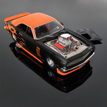 Maisto 1:24 1968 CHEVROLET CAMARO Z/28 Diecast Model Car Toy New Toys for Children Free Shipping